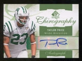 2010 Upper Deck SP Authentic Chirography #TP Taylor Price Autograph