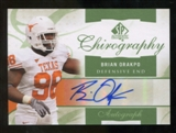2010 Upper Deck SP Authentic Chirography #BO Brian Orakpo Autograph