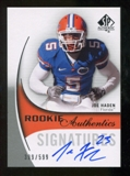 2010 Upper Deck SP Authentic #184 Joe Haden Autograph /599