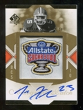 2010 Upper Deck SP Authentic Championship Patch Autographs #JH Joe Haden Autograph