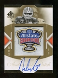 2010 Upper Deck SP Authentic Championship Patch Autographs #RC Riley Cooper Autograph