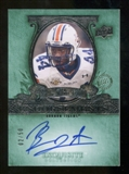 2010 Upper Deck Exquisite Collection Endorsements #EBT Ben Tate Autograph /50