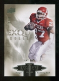 2010 Upper Deck Exquisite Collection #77 Ray Rice /35