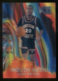 2012/13 Upper Deck Fleer Retro 96-97 Molten Metal #2 Gary Payton