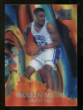2012/13 Upper Deck Fleer Retro 96-97 Molten Metal #11 Grant Hill