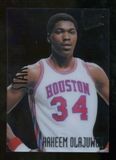 2012/13 Fleer Retro 97-98 Ultra Starring Role #9 Hakeem Olajuwon