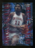 2012/13 Upper Deck Fleer Retro 96-97 Tradition Thrill Seekers #1 Isiah Thomas