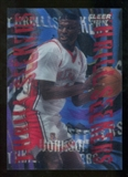 2012/13 Upper Deck Fleer Retro 96-97 Tradition Thrill Seekers #8 Larry Johnson