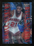 2012/13 Fleer Retro 96-97 Tradition Thrill Seekers #11 Dominique Wilkins