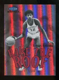 2012/13 Upper Deck Fleer Retro 99-00 Mystique Raise the Roof #10RR Julius Erving /100