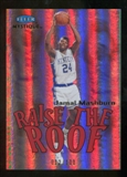 2012/13 Fleer Retro 99-00 Mystique Raise the Roof #21RR Jamal Mashburn /100