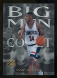 2012/13 Upper Deck Fleer Retro 97-98 Z-Force Big Men on Court #6 BMOC Ray Allen