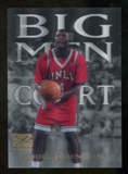 2012/13 Fleer Retro 97-98 Z-Force Big Men on Court #10 BMOC Larry Johnson