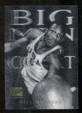 2012/13 Fleer Retro 97-98 Z-Force Big Men on Court #11 BMOC Bill Russell