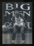 2012/13 Upper Deck Fleer Retro 97-98 Z-Force Big Men on Court #12 BMOC Julius Erving