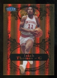 2012/13 Upper Deck Fleer Retro 98-99 Tradition Playmakers Theater #6PT Isiah Thomas /100
