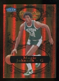 2012/13 Upper Deck Fleer Retro 98-99 Tradition Playmakers Theater #12PT Magic Johnson /100