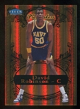 2012/13 Upper Deck Fleer Retro 98-99 Tradition Playmakers Theater #13PT David Robinson /100