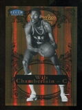 2012/13 Upper Deck Fleer Retro 98-99 Tradition Playmakers Theater #15PT Wilt Chamberlain /100