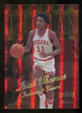 2012/13 Upper Deck Fleer Retro 98-99 Metal Universe Precious Metal Gems #98PM29 Isiah Thomas /50