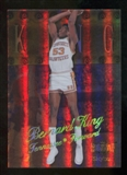 2012/13 Upper Deck Fleer Retro 98-99 Metal Universe Precious Metal Gems #98PM43 Bernard King /50