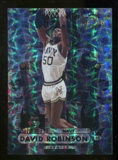 2012/13 Upper Deck Fleer Retro 97-98 Metal Universe Precious Metal Gems #97PM18 David Robinson /100