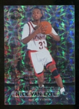 2012/13 Upper Deck Fleer Retro 97-98 Metal Universe Precious Metal Gems #97PM28 Nick Van Exel /100