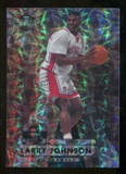 2012/13 Upper Deck Fleer Retro 97-98 Metal Universe Precious Metal Gems #97PM29 Larry Johnson /100