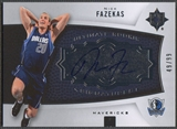 2007/08 Ultimate Collection #116 Nick Fazekas Rookie Auto #49/99