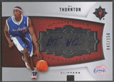 2007/08 Ultimate Collection #141 Al Thornton Rookie Auto #047/150