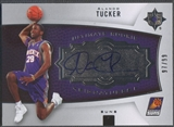 2007/08 Ultimate Collection #142 Alando Tucker Rookie Auto /99