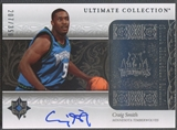 2006/07 Ultimate Collection #186 Craig Smith Rookie Auto #207/350