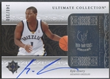 2006/07 Ultimate Collection #198 Kyle Lowry Rookie Auto #340/350