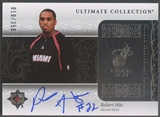 2006/07 Ultimate Collection #226 Robert Hite Rookie Auto #010/350
