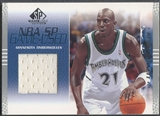 2003/04 SP Game Used #53 Kevin Garnett Jersey