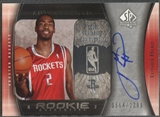 2005/06 SP Authentic #114 Luther Head Rookie Auto /1299