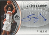 2006/07 SP Authentic #SM Sean May Chirography Auto