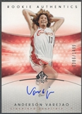 2004/05 SP Authentic #158 Anderson Varejao Rookie Auto /1499