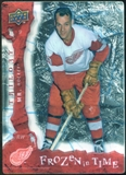 2008/09 Upper Deck Trilogy Frozen in Time #111 Gordie Howe /799