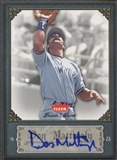 2006 Greats of the Game #28 Don Mattingly Auto