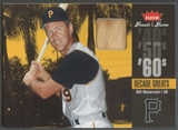 2006 Greats of the Game #BM Bill Mazeroski Decade Greats Memorabilia Bat