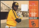 2006 Greats of the Game #TG Tony Gwynn Decade Greats Memorabilia Pants