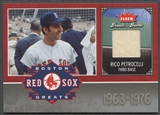 2006 Greats of the Game #RP Rico Petrocelli Red Sox Greats Memorabilia Pants