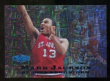 2012/13 Upper Deck Fleer Retro 97-98 Flair Legacy Row 0 #97FL14 Mark A. Jackson /100