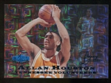 2012/13 Upper Deck Fleer Retro 97-98 Flair Legacy Row 0 #97FL33 Allan Houston /100