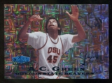 2012/13 Upper Deck Fleer Retro 97-98 Flair Legacy Row 0 #97FL46 A.C. Green /100