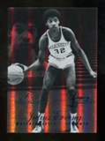 2012/13 Upper Deck Fleer Retro 96-97 Flair Legacy Row 1 #96FL1 Julius Erving /150