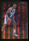 2012/13 Upper Deck Fleer Retro 96-97 Flair Legacy Row 1 #96FL18 Antoine Walker /150