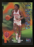 2012/13 Upper Deck Fleer Retro 97-98 Z-Force Super Rave #Z1 Isiah Thomas /50