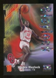 2012/13 Upper Deck Fleer Retro 97-98 Z-Force Super Rave #Z8 Mookie Blaylock /50